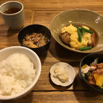 鳥幸 - 料理写真:日替わり定食