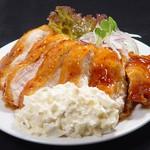日の出食堂 - 料理写真:人気No1 名物チキン南蛮