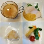 マンマ - 料理写真:前菜セット