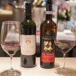 カラペティ・バトゥバ - ワイン ハーフで