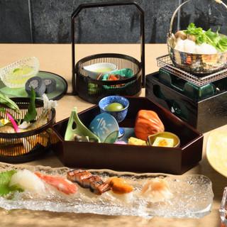 季節ごとの旬食材を使用◆美味しく体にやさしいお料理をどうぞ