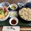 磯っぺ - 料理写真:そば御膳 1,404円