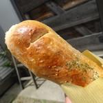 パン屋 Path - ウインナーパン