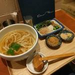 うどん・鍋 鰹さん - 薬味うどん