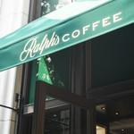 Ralph's coffee Omotesando - 外観