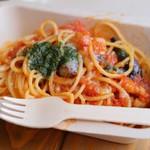 プラグスター - 料理写真:トマトソース
