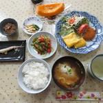 池田屋 - 料理写真:朝食 (2019.6)