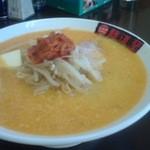 麺道蘭 二戸店 - かっとびラーメン