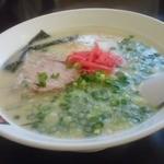 麺道蘭 二戸店 - とんこつラーメン