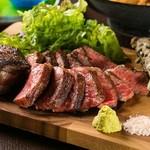 Dining kaze 池袋の風 - 鉄板黒毛和牛ステーキ
