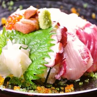 漁港直送の鮮魚をリーズナブルなお値段でご提供!まる秀のランチ