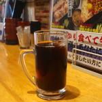 うな串 焼鳥 う福 - アイスコーヒー