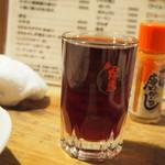 かわ屋 - グラスワイン(赤)