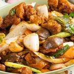 東京タイ料理 - 料理写真:鳥肉のカシューナッツいため