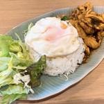 トンロー - ガパオライス 鶏肉