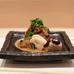 鮨 さわ田 - マグロの焼物☆