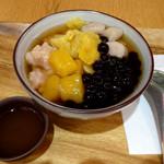 台湾甜商店 - 芋圓 芋満足830円
