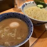 110418367 - 濃厚味玉つけ麺980円