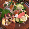長谷川 - 料理写真:お刺身盛り合わせ