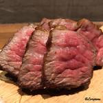 肉バルサンダー - 仙台牛リブキャップ A-5