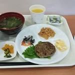 ベストイン新井 - 料理写真:朝食