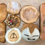町田製パン - 今回買ったパン