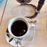 カフェ青山 - コーヒー