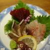 和彩 八倉 - 料理写真:お刺身3点盛り