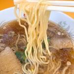 桂林 - ラーメンの麺