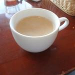 プレーツ&イート - ランチビュッフェ1,200円コーヒー