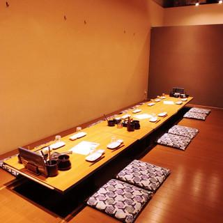 豊洲駅から徒歩5分◆52名様迄の宴会が可能です