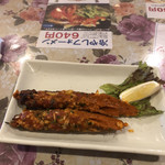アジア食堂「らむ☆さん」 - シークカバブ 一本