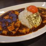 豚骨黒カレー MECHA - 料理写真: