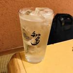 八吉 - ドリンク写真: