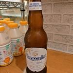 章記点心 - 適当に (銘柄の指定無しで)出してもらったビール