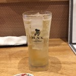 博多美食と日本酒 響喜 - ハイボール
