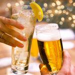 マリナーラ - 乾杯はビールで♪