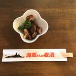 海軍さんの麦酒舘 - 広島名物 せんじ肉