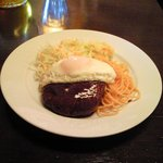 神戸洋食 懐 - ハンバーグ 950円