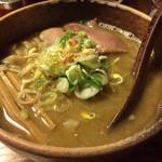110472780 - 煮干味噌拉麺