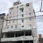 ビジネスホテル川しま - 外観写真:外観。