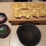 たこ昌 - 明石焼き880円