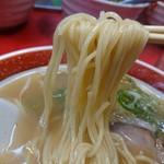 十三ら~めん担担 - 麺リフト