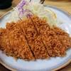 とんかつ うちの - 料理写真:ランチロースカツ定食