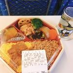 はせがわ酒店 - 鶏三昧弁当と一緒に愛宕の松