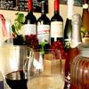 French + ちょっぴりのJapanese Essenceを添えて LaChic - ドリンク写真:グラスワインも常時14種類