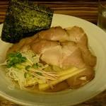 110484920 - 塩チャーシュー麺
