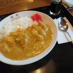 110487556 - カツカレー(¥1,080)