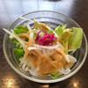 肉の万世 - 料理写真:サラダ