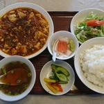 110488592 - マーボー豆腐セット